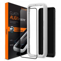 Folie protectie Spigen Alm Glass iPhone 11