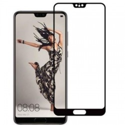 Folie sticla 5D Huawei P20 PRO Negru