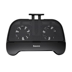 Gamepad Baseus Cool Play ventilat, cu powerbank 1200 mAh, negru
