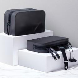 Geanta impermeabila din TPU , Baseus , 98 x 45 x 120mm, neagra