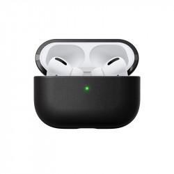 Husa casti din piele Nomad, negru- Apple AirPods Pro