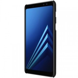 Husa NILLKIN Frosted Samsung Galaxy A8 Plus 2018 A730 - Black