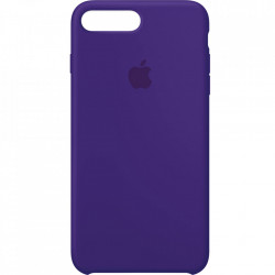 Husa originala din Silicon Ultra Violet pentru Appls iPhone 7 Plus si iPhone 8 Plus