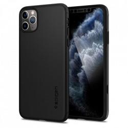 Husa Spigen Thin Fit 360 Iphone 11 Pro Max Black