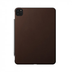 "Husa tableta din piele Nomad Rugged , brown - iPad Pro 11"" 21/20/18"