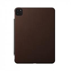 "Husa tableta din piele Nomad Rugged , brown - iPad Pro 11"" 21/20/18"