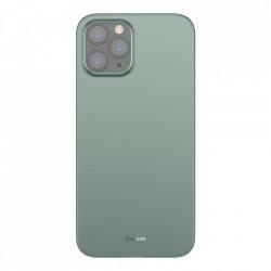 Husa telefon Baseus Wing Case Ultrathin iPhone 12 PRO Max Green (WIAPIPH67N-06)