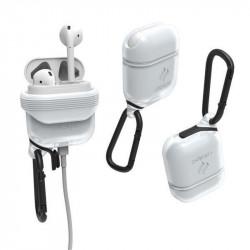 Husa Waterproof Catalyst , white- Apple AirPods