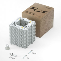 Kit de montare cu surub Nanoleaf Canvas 25 buc