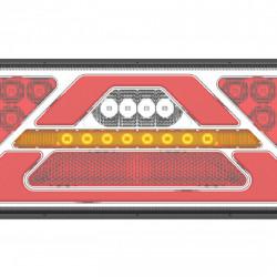 Lampa LED DINAMICA spate (stanga) - RCL-02-L