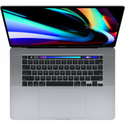 "Laptop Apple MacBook Pro 16"" Touch Bar, procesor Intel® Core™ i9 2.30 GHz, 16GB, 1TB SSD, Radeon Pro 5500M 4GB, Space Grey, INT KB"