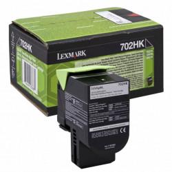 LEXMARK 70C2HK0 BLACK TONER