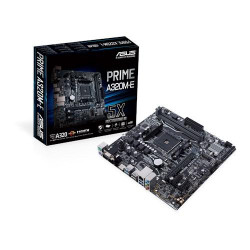 MB ASUS AMD AM4 PRIME A320M-E