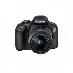 PHOTO CAMERA CANON KIT 2000D+18-55 IS II