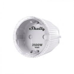 Priza inteligenta Shelly Plug S WiFi mica cu contor de putere