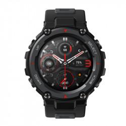 "RESIGILAT - Smartwatch Huami Amazfit T-REX Pro, Display AMOLED 1.3"", Bluetooth 5.0, GPS, Android/iOS, Waterproof 10 ATM, senzor SpO2 (Negru)"