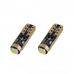 Set 2 x LED STANDARD T5 1xSMD 3030 12V High Power