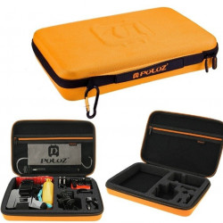 Set 43 de accesorii Puluz pentru DJI Osmo Pocket PKT47 - portocaliu