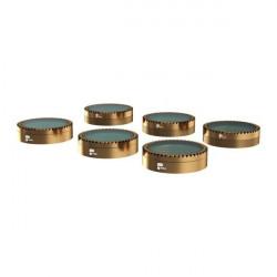 Set de 6 filtre PolarPro Cinema Series pentru DJI Mavic Air