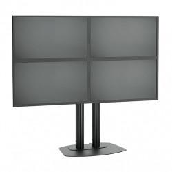 Stand VideoWALL Vogel's cu baza fixa 2x2