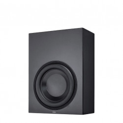 Subwoofer activ Lyngdorf BW-2 - 400 W RMS - 25-800 Hz - high gloss black