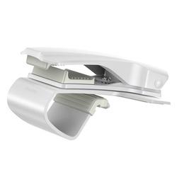 Suport Auto , Baseus Mouth Bracket cu prindere pe bord , compatibil cu device-urile cu marimea intre 3.5 inch - 7 inch , alb