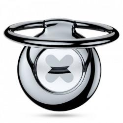 Suport inel Symbol pentru smartphone-uri, Baseus SUPMD-01 (negru)