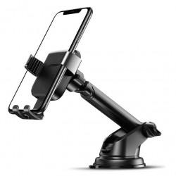 Suport telefon auto UGREEN telescopic - negru