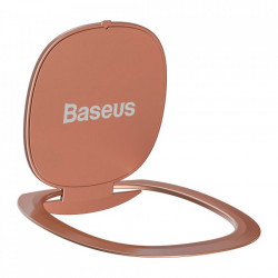 Suport telefon,ultra subtire Baseus, roz