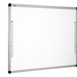 "Tabla interactiva 86"" DONVIEW DB-86IND-H03, 4:3, tehnologie tactila IR, 10 puncte de atingere"