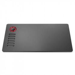 Tableta Grafica Veikk A15, buton rosu