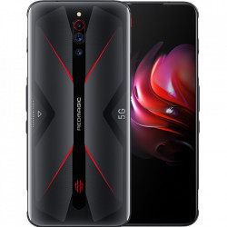 ZTE Nubia Red Magic Dual Sim Fizic 256GB 5G 12GB RAM - negru