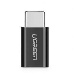 Adaptor micro USB la USB-C 3.1 UGREEN , negru