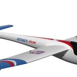 Aeromodel Gama 2100 KIT + motor + elice rabatabile