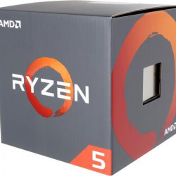 AMD CPU RYZEN 5 1600 YD1600BBAFBOX