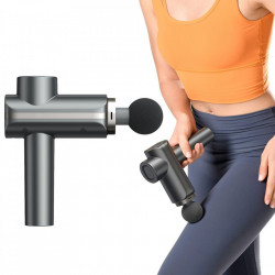 Aparat de masaj Baseus Booster Dual Mode - gri