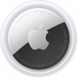 APPLE AirTag Dispozitiv De Localizare, Bluetooth, Rezistent La Apa, Pack 1, Argintiu