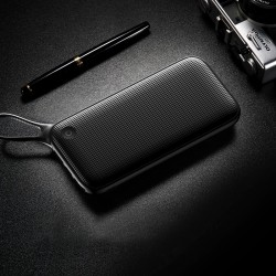 Baterie Externa (PowerBank) Baseus Powerfull Durable, functie Quick Charge 3.0, 20000 mAh, 1*USB-C & 2*USB, Negru
