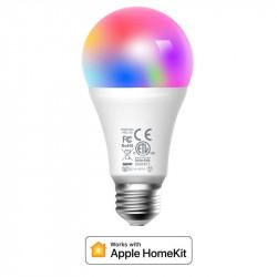 Bec LED Smart WIFI Meross cu Apple HomeKit