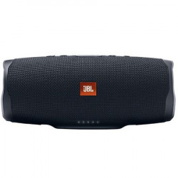 Boxa portabila JBL CHARGE4, BASS Radiator, Bluetooth, Connect+, USB, Powerbank 7500mAh, Rezistenta la apa IPX7, negru