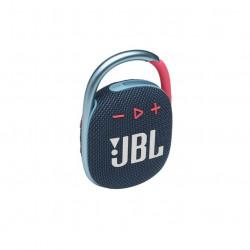 Boxa portabila JBL Clip 4, Bluetooth, IP67, 10H, Blue/Pink