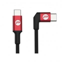 Cablu de date USB-C la USB-C 650mm PGYTECH (P-GM-122)