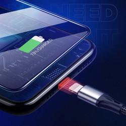 Cablu Joyroom USB - Lightning 3 A 0,2 m black (S-0230N1)