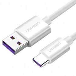 Cablu Ugreen 5A 1m USB-C pentru Huawei SuperCharge