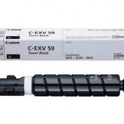 CANON CEXV59B BLACK TONER CARTRIDGE