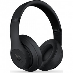 Casti audio Beats Studio3, wireless, Matte black