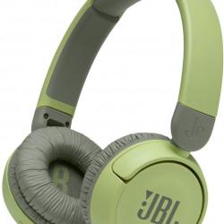 Casti audio on-ear pentru copii JBL JR310BT, Bluetooth, Verde