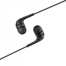 Casti In-Ear HOCO Drumbeat M40, Negru