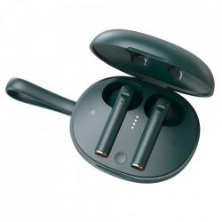 Casti true wireless stereo, Baseus Encok W05 TWS Bluetooth 5.0 green (NGW05-06)