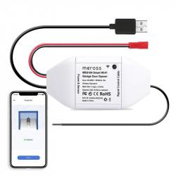 Comutator WIFI pentru deschidere usa garaj Meross Smart MSG100